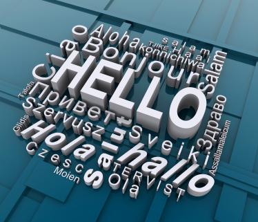 diferentes saludos por idiomas