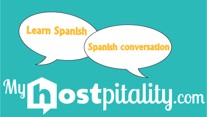 LEARN SPANISH WITH SPANISH CONVERSATION
