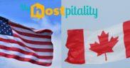 Canadá y Estados Unidos
